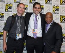 March panel at Comic-Con International 2013