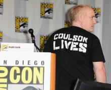 Jeph Loeb at Comic-Con International 2013