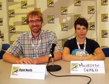 Adventure Time panel at Comic-Con International 2013