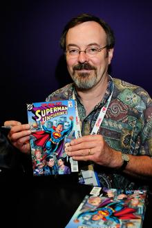 Jerry Ordway at Comic-Con International 2013
