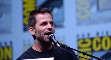 Zack Snyder at Comic-Con International 2013