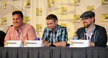 Marvel Comics panel at Comic-Con International 2013