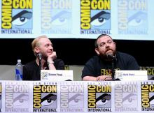 The World's End at Comic-Con International 2013