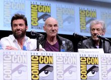 X-Men: Days of Future Past at Comic-Con International 2013