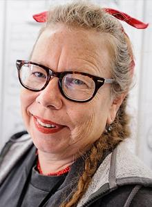 Lynda Barry, Will Eisner Hall of Fame