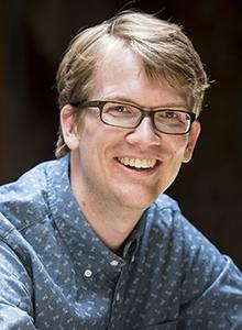 Hank Green at Comic-Con International 2016