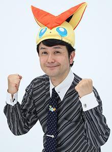 Hidenori Kusaka at Comic-Con International 2016