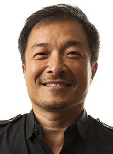 Jim Lee at Comic-Con International 2016