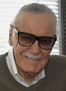 Stan Lee at Comic-Con International 2016