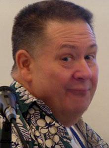 Scott Shaw! at Comic-Con International 2016