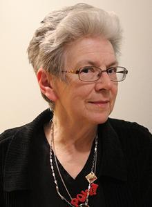 Maggie Thompson at Comic-Con International 2016