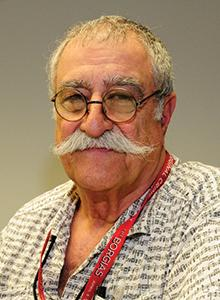 Sergio Aragonés at Comic-Con International 2017, July 20–23 at the San Diego Convention Center