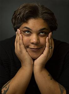 Roxane Gay at Comic-Con International 2017, July 20–23 at the San Diego Convention Center
