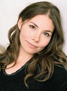 Marjorie Liu at Comic-Con International 2017, July 20–23 at the San Diego Convention Center