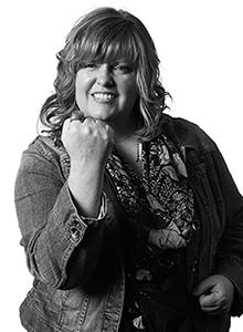 Gail Simone at Comic-Con International 2017, July 20–23 at the San Diego Convention Center