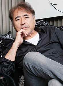 Yoshitaka Amano at Comic-Con International 2018, July 19-22 at the San Diego Convention Center
