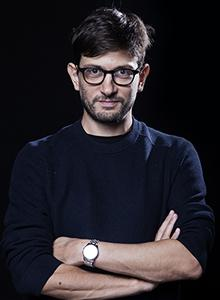 Manuele Fior at Comic-Con International 2018, July 19-22 at the San Diego Convention Center