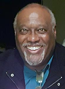Larry F. Houston at Comic-Con International, July 19–22 at the San Diego Convention Center