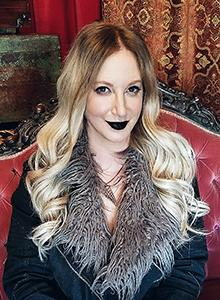 Leigh Bardugo at Comic-Con 2019, July 18-21 at the San Diego Convention Center