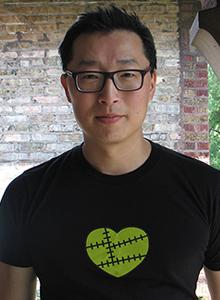 Gene Ha at Comic-Con 2019, July 18-21 at the San Diego Convention Center