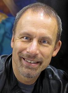 Richard Pini at Comic-Con 2019, July 18-21 at the San Diego Convention Center