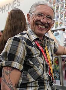 Chuck Rozanski at Comic-Con 2019, July 18-21 at the San Diego Convention Center
