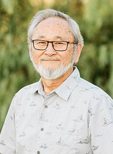 Stan Sakai at Comic-Con 2019, July 18-21 at the San Diego Convention Center