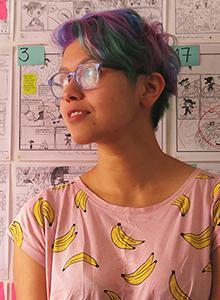 Lorena Alvarez Gomez at Comic-Con 2020, July 23-26 at the San Diego Convention Center