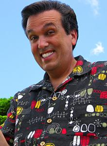 Bill Morrison at Comic-Con 2020, July 23–26 at the San Diego Convention Center