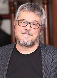 Steve Niles at Comic-Con 2020, July 23–26 at the San Diego Convention Center