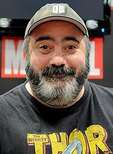 Dan Slott at Comic-Con 2020, July 23-26 at the San Diego Convention Center