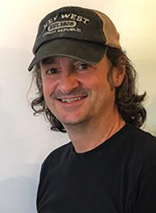 Jeff Smith at Comic-Con 2020, July 23–26 at the San Diego Convention Center