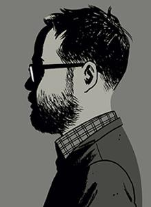 Adrian Tomine at Comic-Con 2020, July 23–26 at the San Diego Convention Center