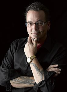 Kevin Eastman at WonderCon Anaheim 2017, March 31–April 2 at the Anaheim Convention Center
