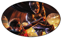 Batman vs. Robin World Premiere at WonderCon Anaheim 2015