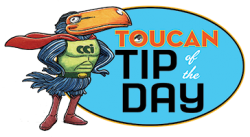 Comic-Con International 2015 Toucan Tip of the Day