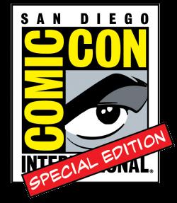 Comic-Con Special Edition logo