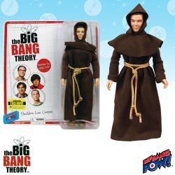 The Big Bang Theory Sheldon in Monk Costume 8-Inch Action Figure - Convention Exclusive