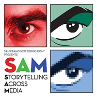 SAM, Storytelling Across Media, Saturday, Nov. 5 at the San Francisco Marriott Marquis