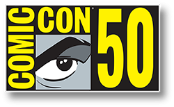 Comic-Con 50: Exclusive Excerpts from the 2019 Souvenir Book