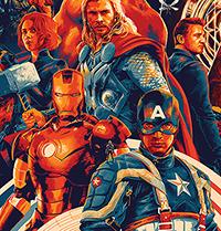 Comic-Con 2018 Exclusive Mondo Print
