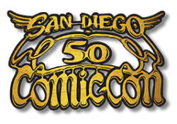 Comic-Con 50, July 18-21, 2019, San Diego Convention Center