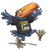Comic-Con International's Toucan Blog