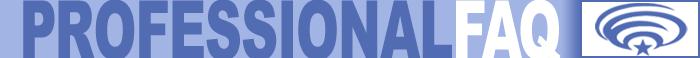 WonderCon Anaheim 2014 Professional FAQ