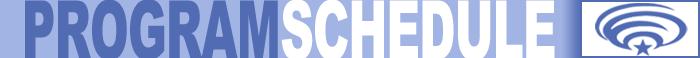 WonderCon Anaheim 2014 Programming Schedule