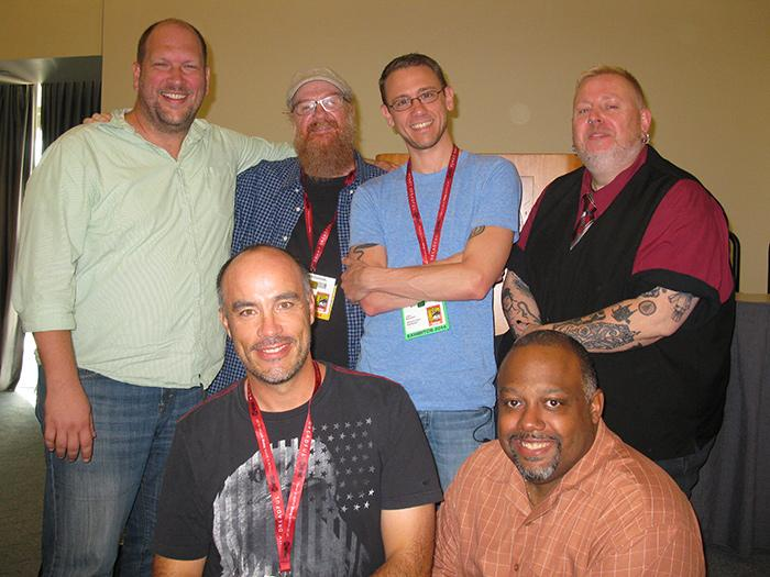 Will Eisner Spirit of Comics Retailer Award 2014 Judges