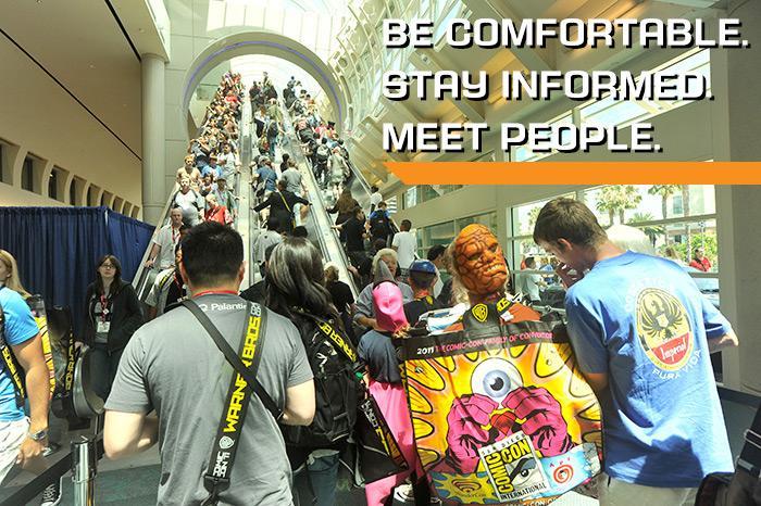 Inside Comic-Con International