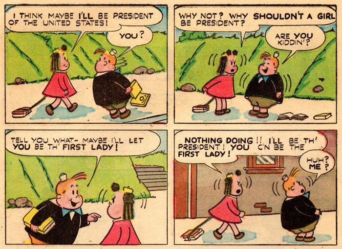Little Lulu #9