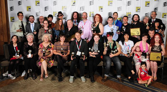 2015 Will Eisner Comic Industry Awards at Comic-Con International