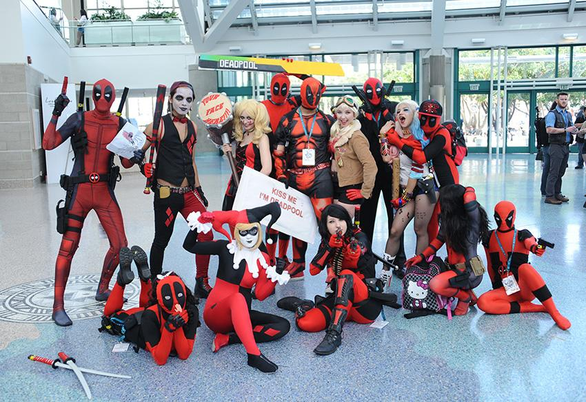 WonderCon 2016 Sunday Photo Gallery